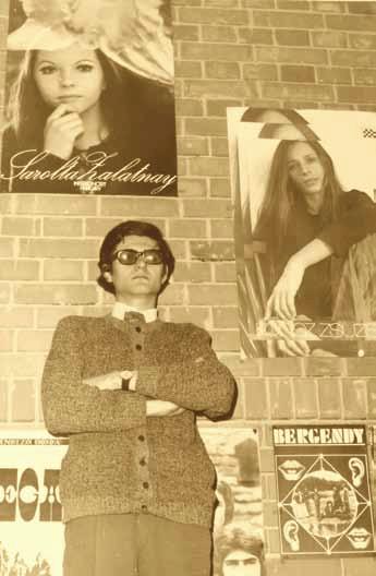 1966 – 1976  Kollár Ferenc a szabadkai koncertek rendezője