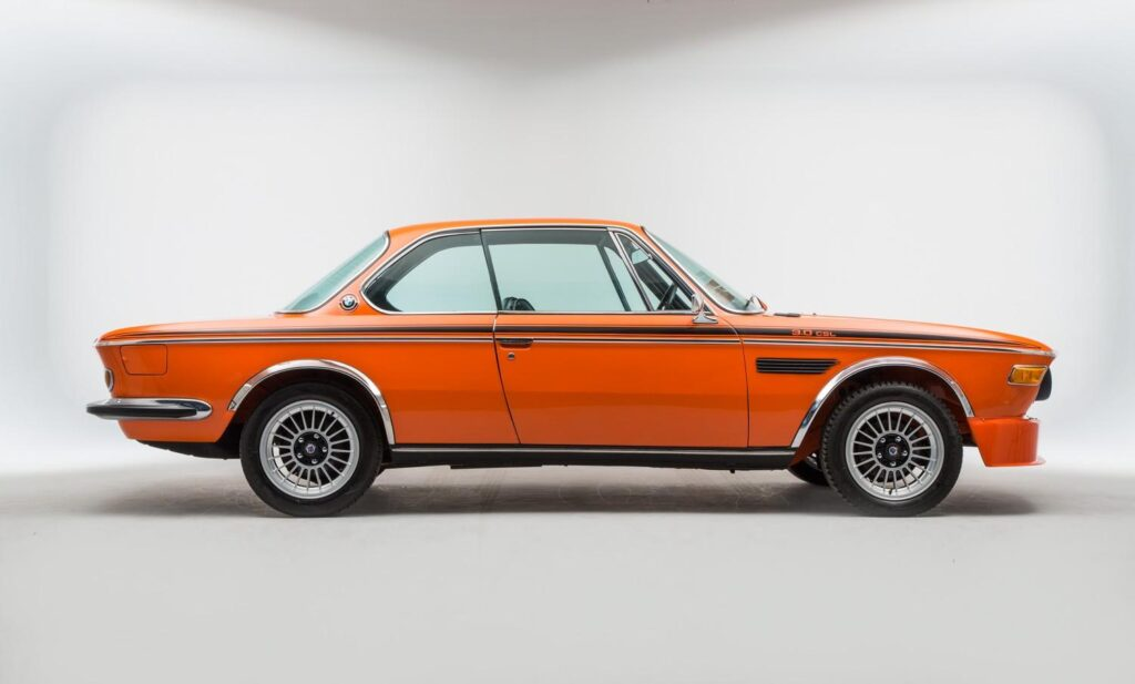 1972 classic bmw 30csl up for sale for a reasonable price 1