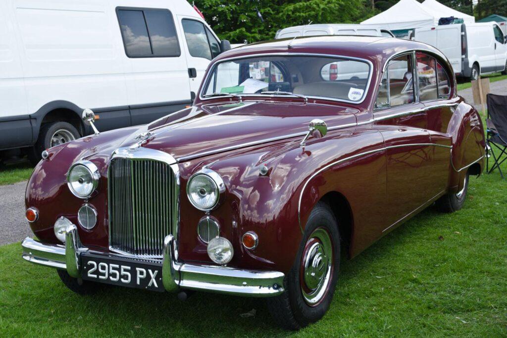 Jaguar Mk IX 1960 8999143979