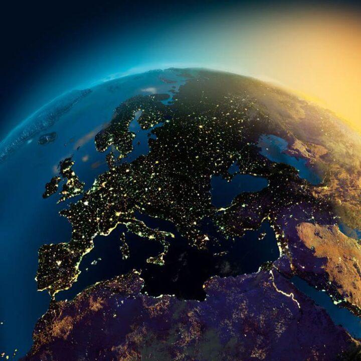 a night on earth nasa 2
