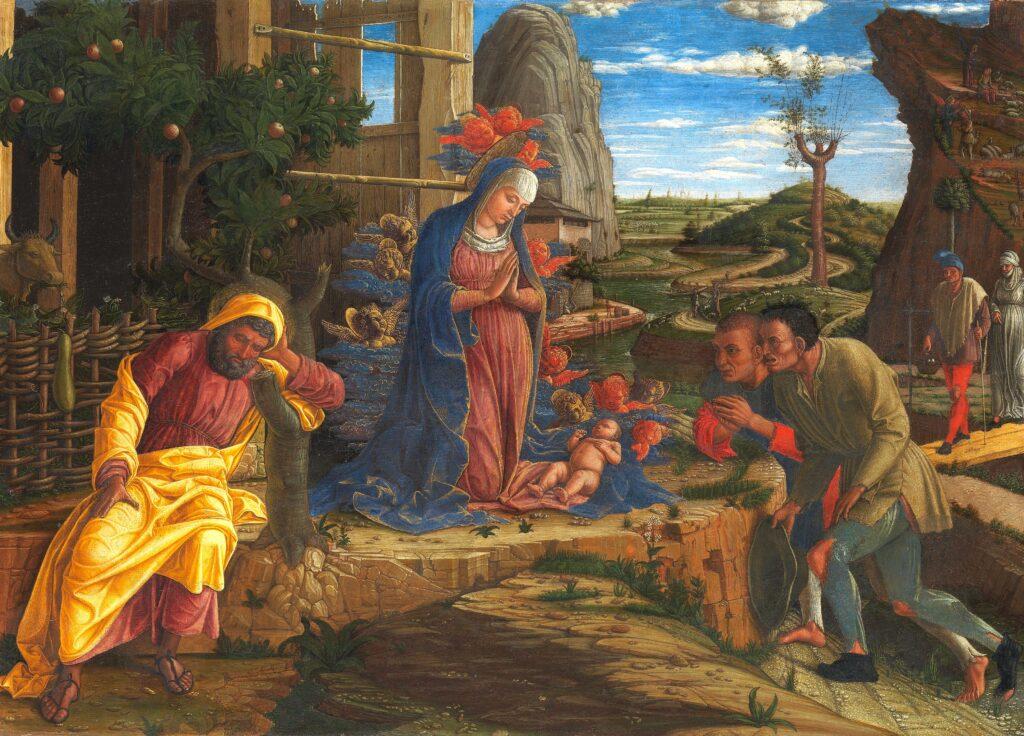 mantegna 1450