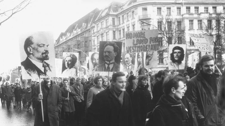 nyugat berlini egyetemisták