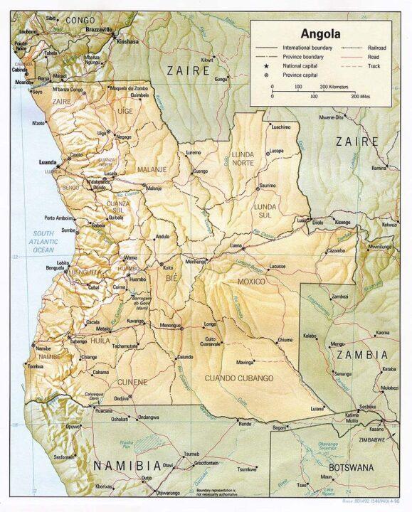 800px Angola Map