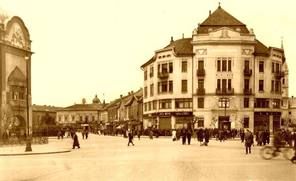 Magyar Állami Hitelbank épülete