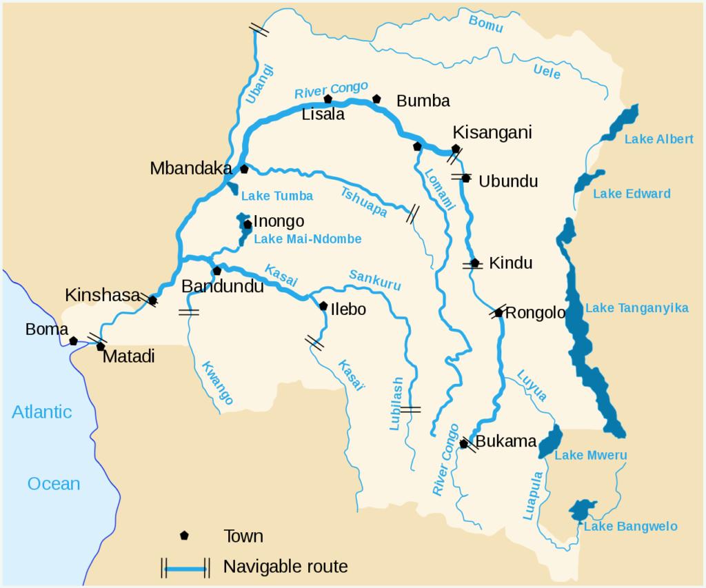 kongoterkép