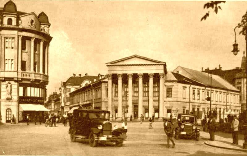 szabadka színház anno