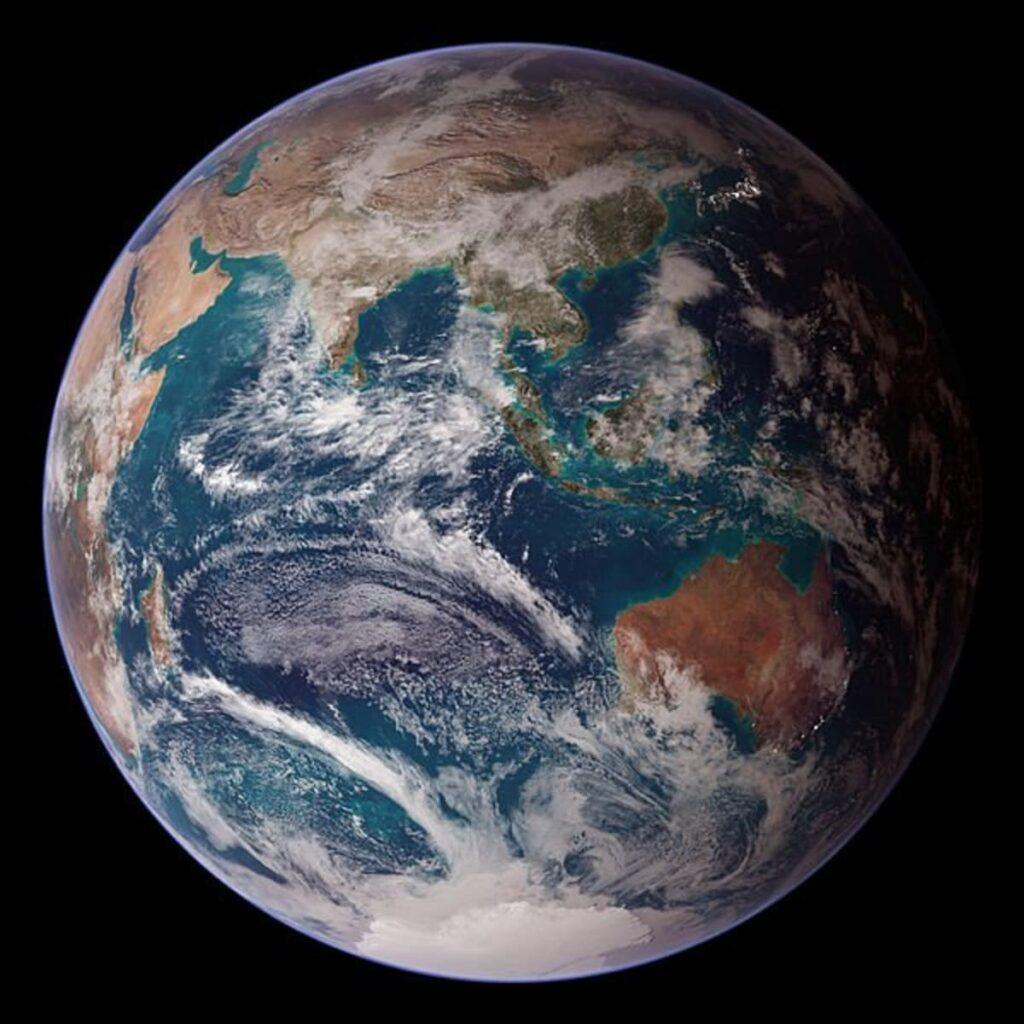 00 earth flight