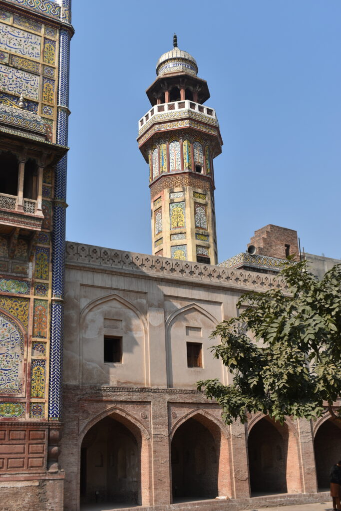 Újabb részlet a Wazir Khan mecsetből