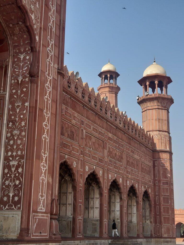 A Badshahi mecset