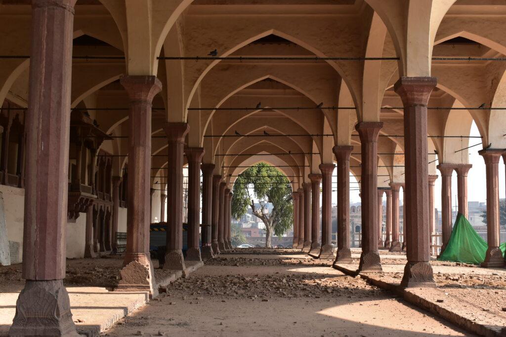 A jelenlegi Diwan-i-Aam