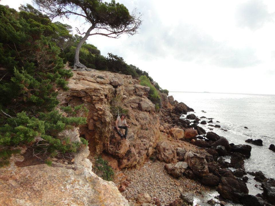 Ibizai vadpart