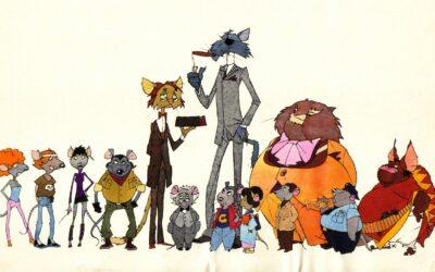 Macskafogó – rajzfilm felnőtteknek
