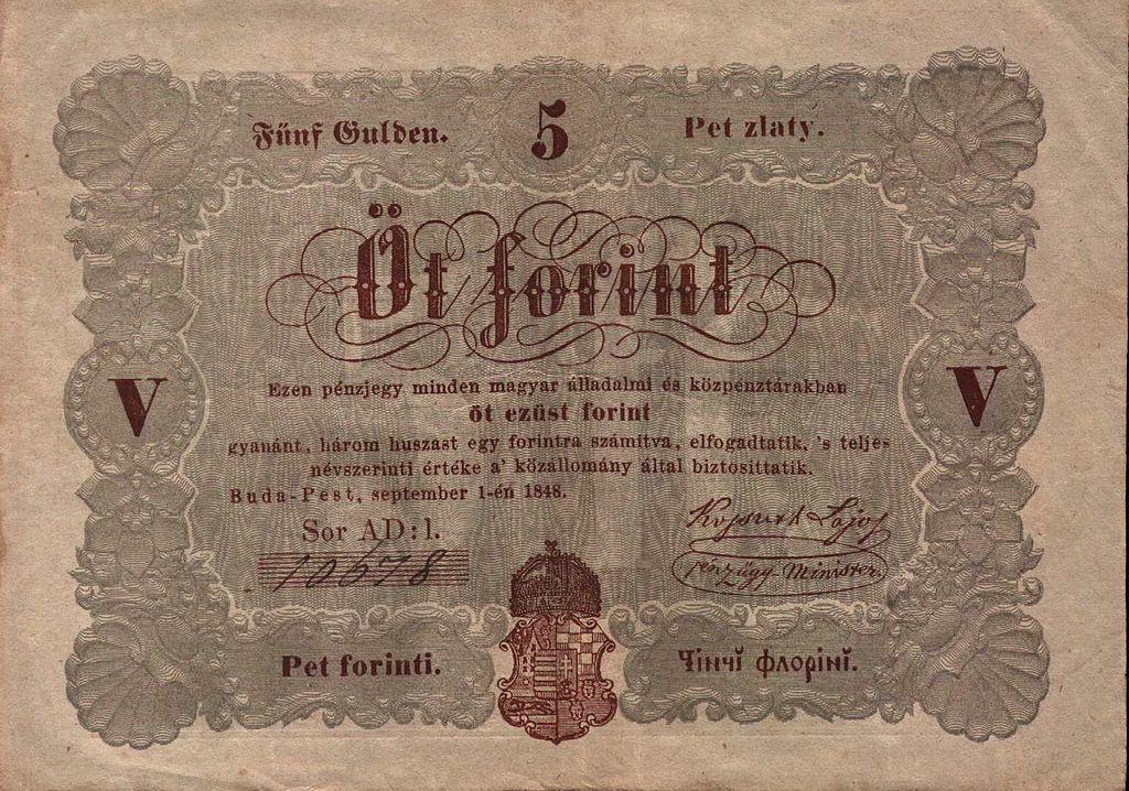 1024px Kossuth bankó