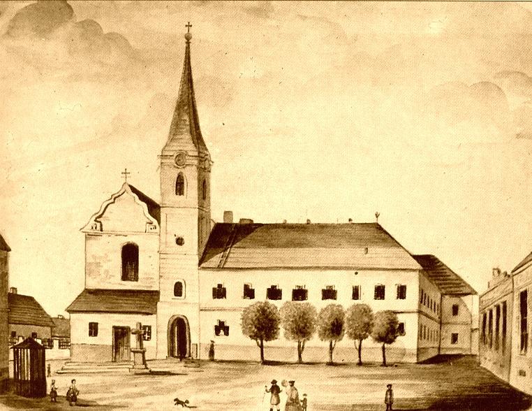 A ferencesek templom