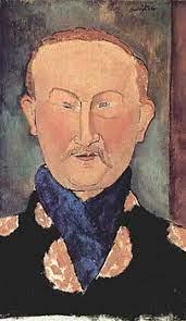 Modigliani Leon Bakst