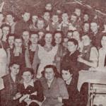 1950. A szabadkai cipőgyár dolgozói