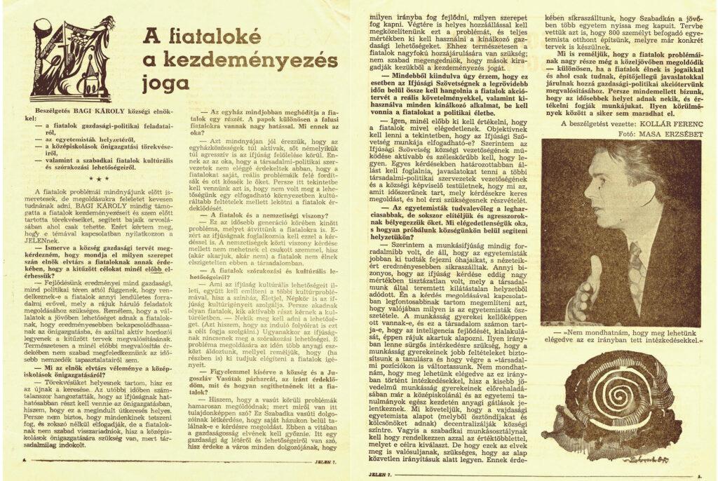 1971. Jelen