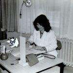 1983 – A Chemos orvosi rendelője.