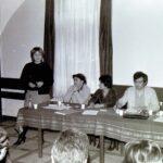 1979 – ülésezik a munkástanács.
