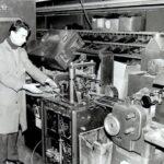 1979 – branzol-gyártás.