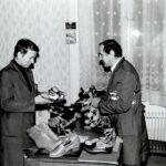 1979 – a divattervező osztály.