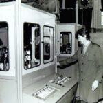1984 – új gépsor elindítása.