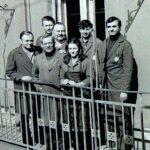 1978 – a vezető szakemberek csapata.