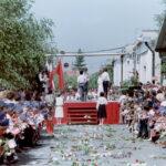 1984 – a Chemos Tito születésnapját ünnepli.