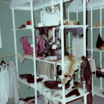1990 – A TREND kiállítóterme.