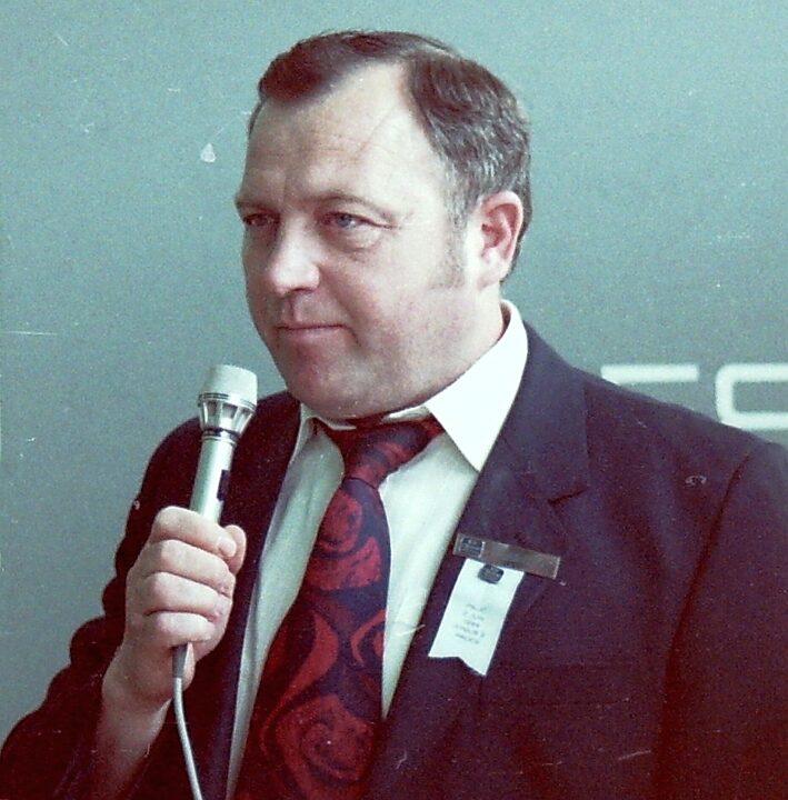 Bognár László, a Chemos társadalmi vezetője.