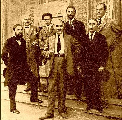 juhász írókkal