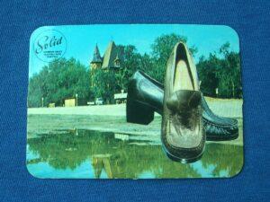 1976 – SOLID kártyanaptár (tervezte Kollár Ferenc).