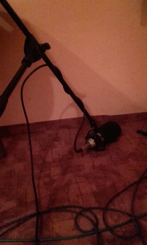 kidolt mikrofon