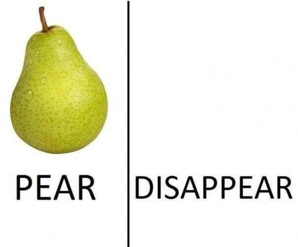 pear disapp