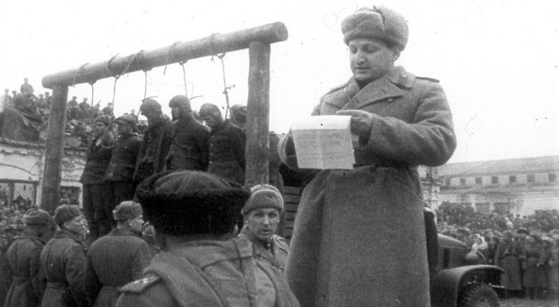 szovjet terror
