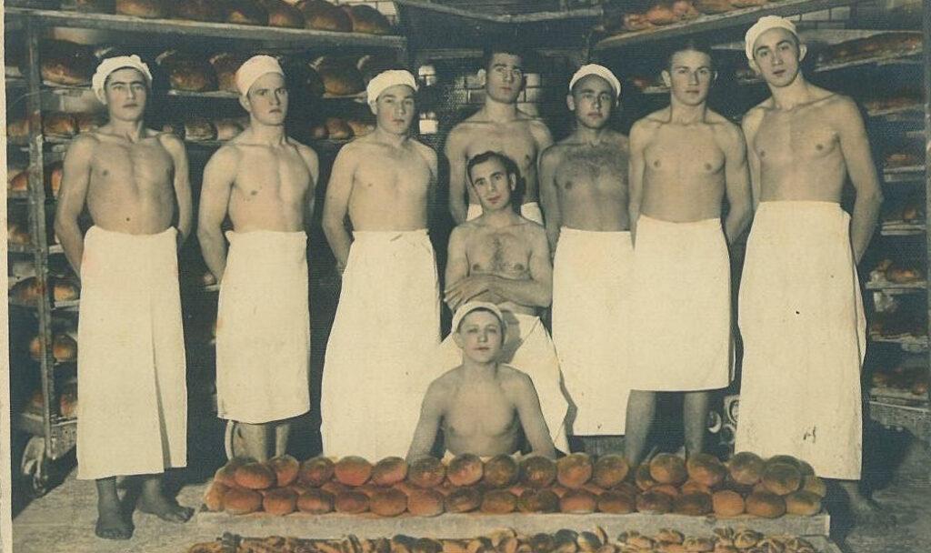 SZABADKAI KENYÉRGYÁR 1938