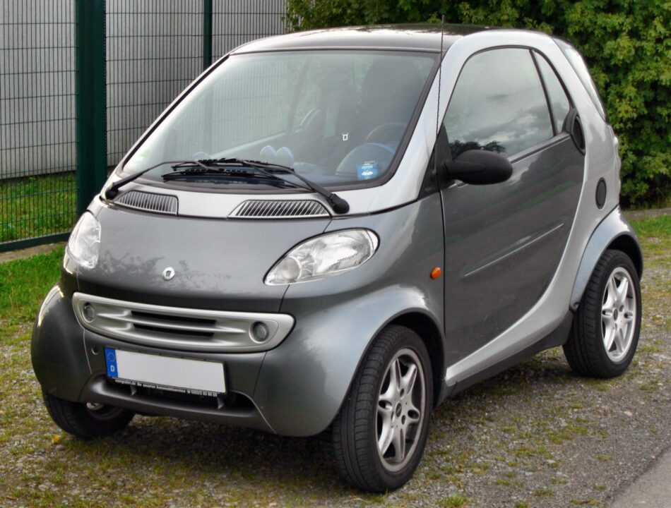Smart Fortwo passion front