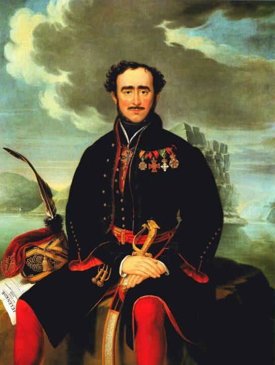 Schoefft József Széchenyi