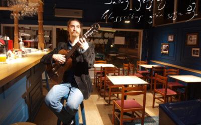 2021. SZEPTEMBER 10.-  Sallay Gergely szóló gitár koncertjére