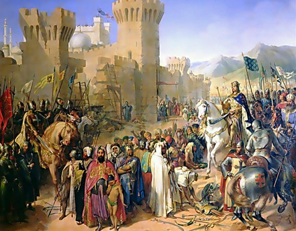 cultura siege of acre 1191