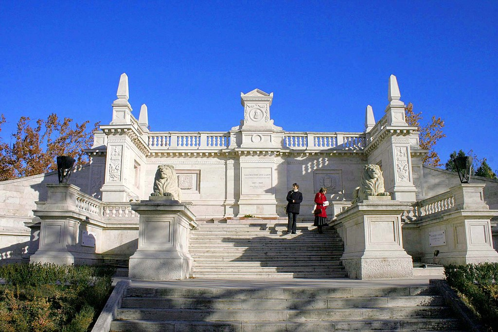 1024px Batthyány mausoleum Budapest
