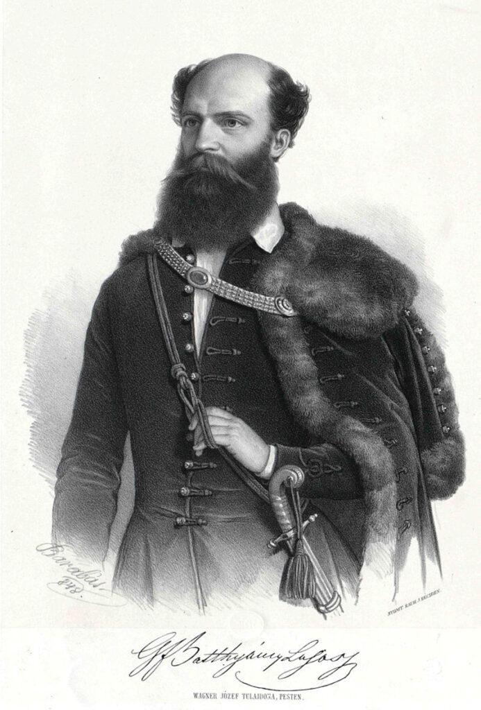 800px Barabás Miklós Batthyány Lajos 1848