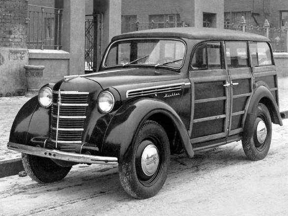 Moskvich 400 1